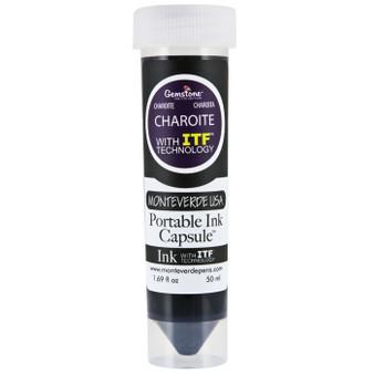 Monteverde USA® 50ml Ink Capsule Gemstone Charoite