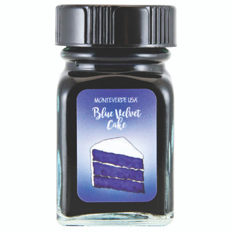 Monteverde USA® Sweet Life Blue Velvet Cake 30ml Ink Bottle