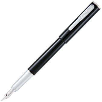 Conklin Coronet Black Fountain Pen