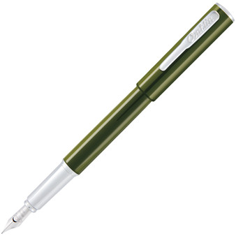 Conklin Coronet Olive Fountain Pen