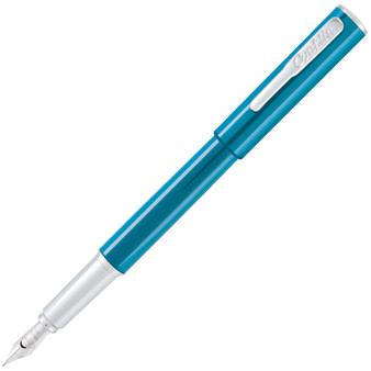 Conklin Coronet Turquoise Fountain Pen