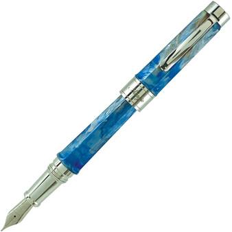 Stipula Adagio Fountain Pen Light Blue Stub