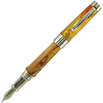 Stipula Adagio Fountain Pen Amber Fine
