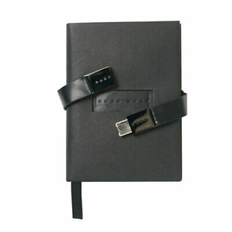 Hugo Boss Note Pad A6 with USB Binder