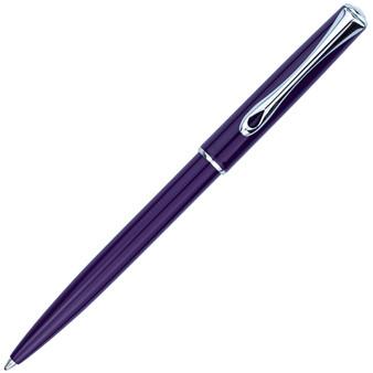 Diplomat Traveller Deep Purple Ballpoint Pen