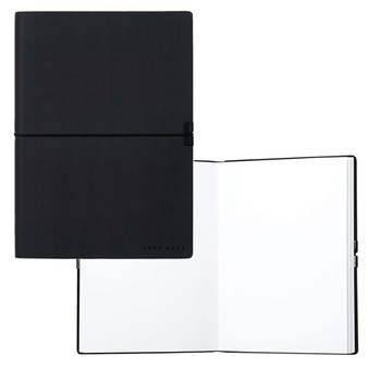 Hugo Boss Note Pad A5 Storline Dark Blue
