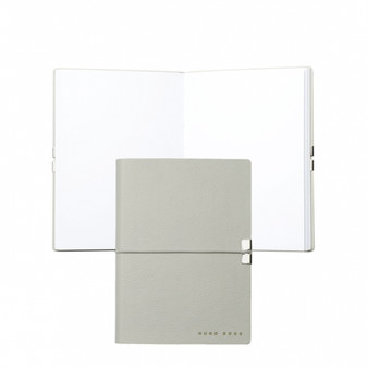 Hugo Boss Note Pad A6 Storyline Light Grey