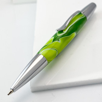 Monteverde USA® Intima™, Ballpoint Pen, Green / Chrome