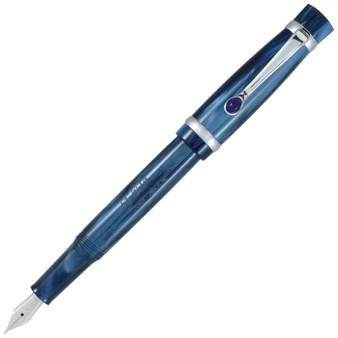 Stipula Castoni Chic Lapis Lazuli Fountain Pen Medium Sellers Sample