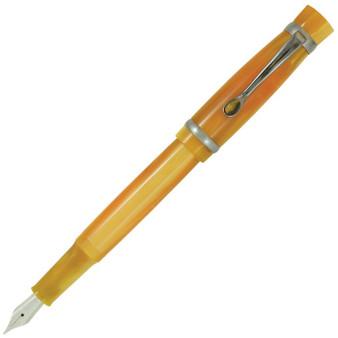 Stipula Castoni Chic Tiger Eye Fountain Pen Medium Seller Sample