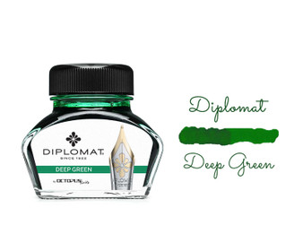 Diplomat Ink Deep Green 30ml Bottle