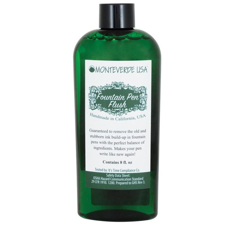 Monteverde USA® Flush 8 fl. oz. Bottle Fountain Pen Cleaner