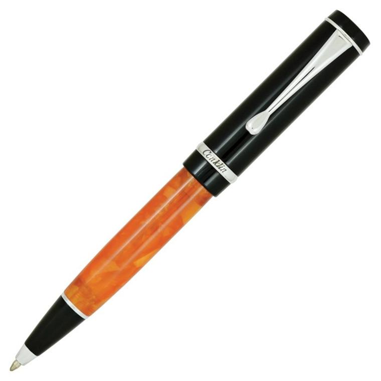 Conklin Duragraph Ballpoint Pen Orange Nights