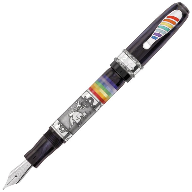 Marlen Peace Fountain Pen w/ Steel Nib