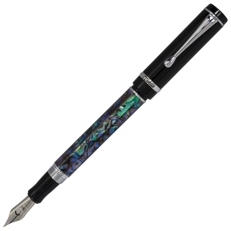 Conklin Duragraph Abalone Nights Fountain Pen