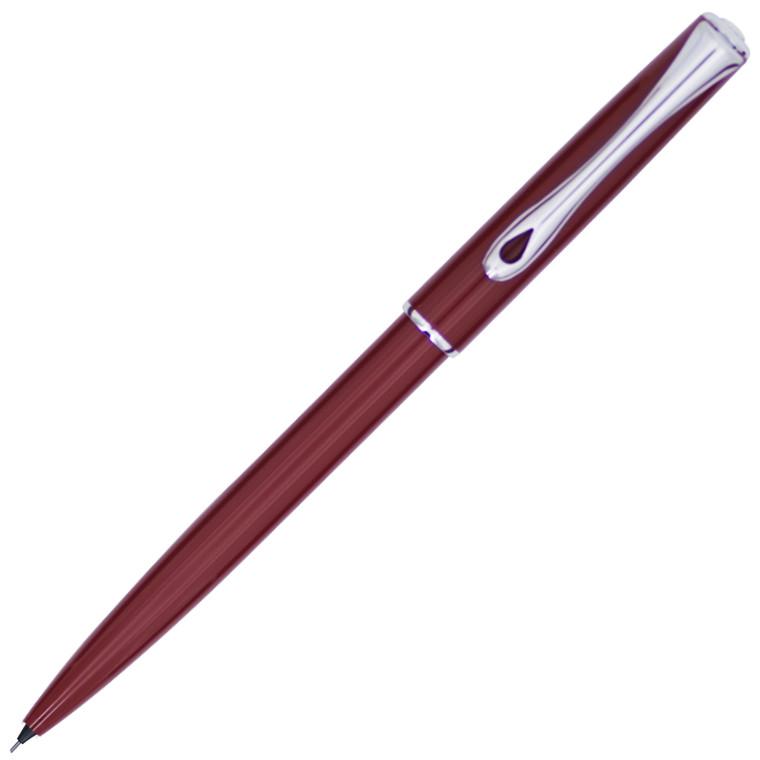 Diplomat Traveller Dark Red 0.5 mm Mechanical Pencil