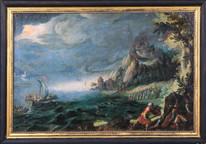 Huge 17th Century Dutch Venetian-Ottoman Wars Turkish Invasion Of Lepanto WAEL