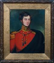 19th Century British Military Officer Portrait by William BEECHEY (1753-1839)