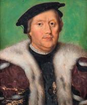 16th Century French Gentleman Portrait Jean D'Albon Claude CORNEILLE De Lyon