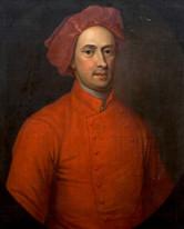 Large 18th Century British Diplomat Gentleman In Turkish Dress Enoch SEEMAN