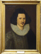Large 16th Century English Portrait Edward Talbot The Earl Of Shrewsbury