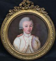 18th Century Austrian Portrait Of King Leopold II, Holy Roman Emperor