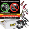 MPC Toyota Sienna 1998-2003 Complete 2-way LCD Remote Start Keyless Entry Kit