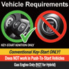 MPC Plug-n-Play 2 4-Button 2-Way Remote Start Kit For 2008 Dodge Ram 2500