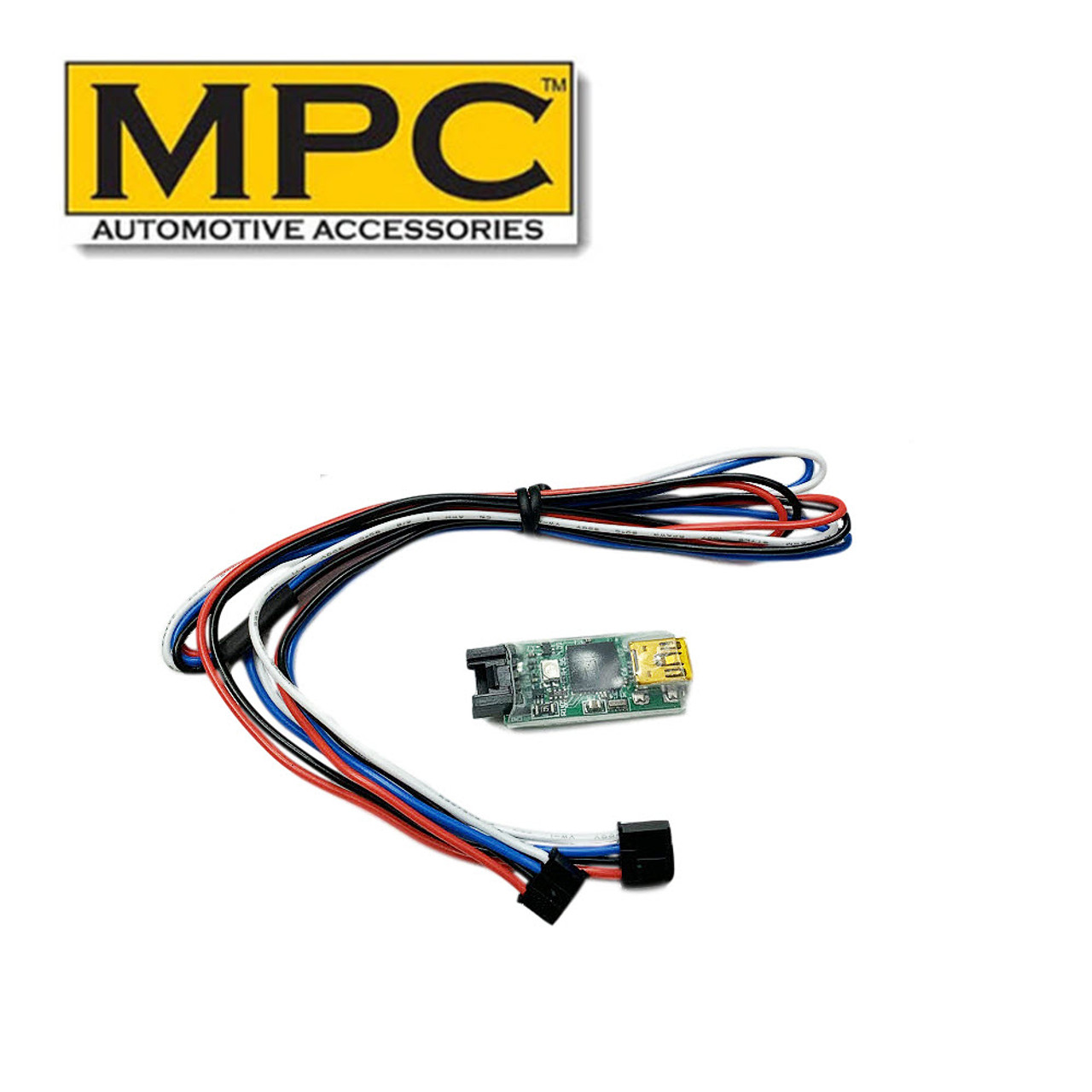 MPC 4 Button 1 Way Remote Start For 2018-2020 Chrysler Pacifica - Semi Plug-n-Play