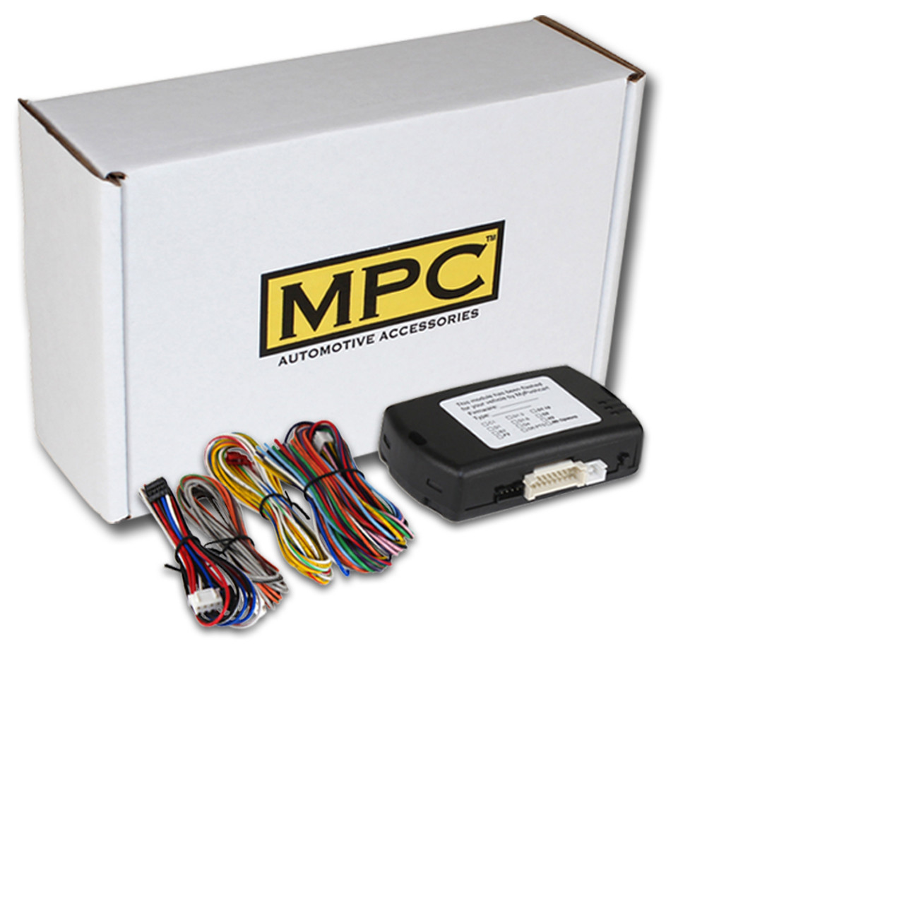MPC Complete Remote Activated Remote Start Kit For 2017-2019 Lexus NX300h - Hybrid