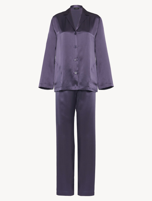 Pajamas in violet