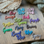 PERSONALIZED Hospital Welcome 3D Rainbow Name Announcement