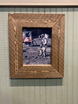 Man on moon Picture
