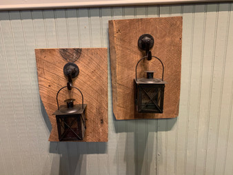 Barn wood with Hook