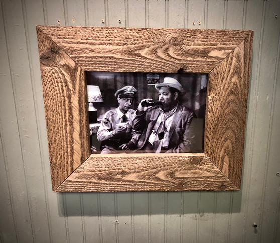 Barney and Otis Picture