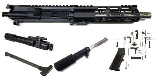 """7.5"""" AR-15 Pistol Kit 223 wylde 1:7 Twist"""