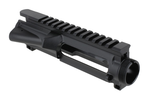 Ar15 Strip Upper Receiver (Black Anodize)