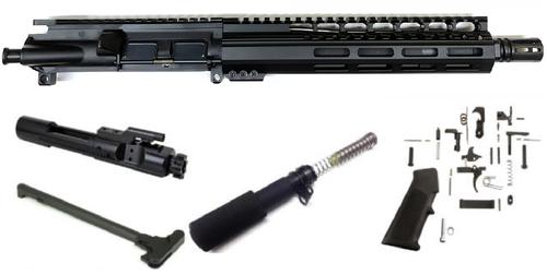 """10.5"""" AR-15 Pistol Kit 5.56 NATO 1:7 Twist"""