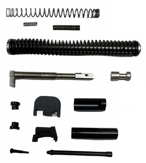 $45 Limited Stock Glock Style UPPER PARTS KIT - G17 FITS most aftermarket slide Gen 3