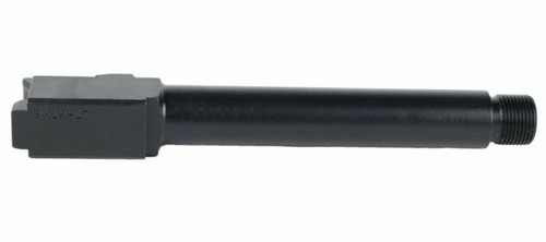 --Glock 19-- Aftermarket Threaded Barrel for 9MM Black Nitride
