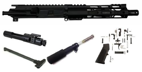 "7.5"" AR-15 Pistol Kit 5.56 NATO 1:7 Twist Parkerized Barrel"