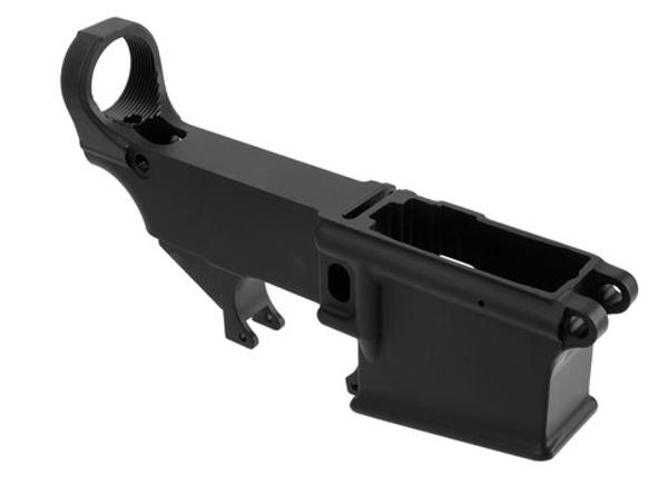80% AR15 Receiver (Black Anodize)