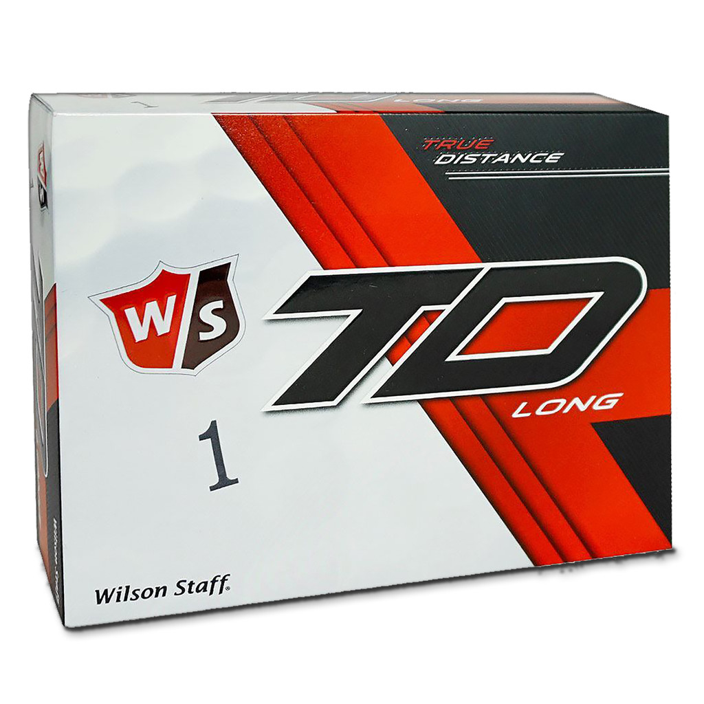 Wilson Staff Custom Printed Golf Ball - Golf