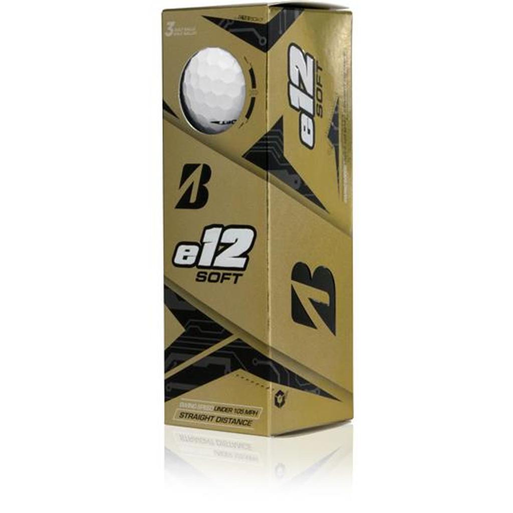 Bridgestone e12 Soft Custom Printed Golf Ball - Cusack