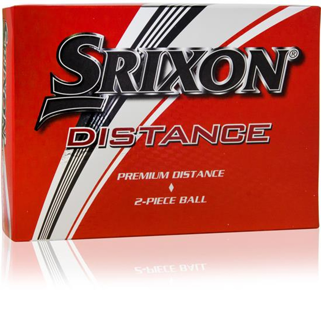 Srixon Distance Custom Printed Golf Ball - Initial Style 3