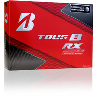Bridgestone Tour B RX  Custom Printed Golf Ball - Initial Style 2