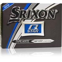 Srixon Q-Star  Custom Printed Golf Ball - Initial Style 2