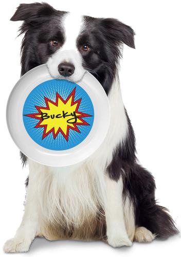 Personalized Frisbee - Bucky