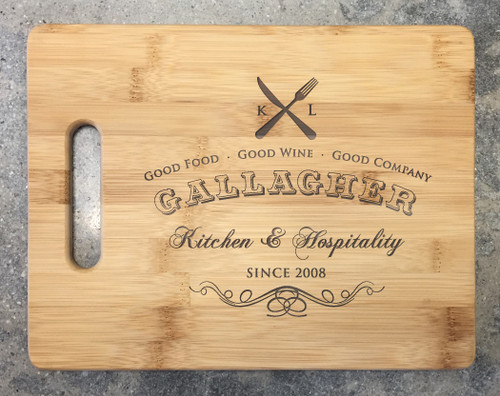 Cutting Board - Gallagher