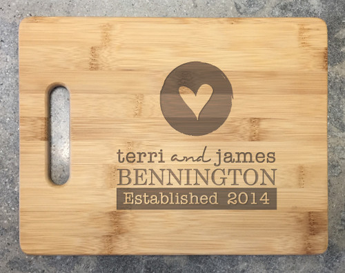 Cutting Board - Bennington